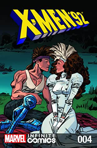 X-Men '92 Infinite Comic #4 (of 8)