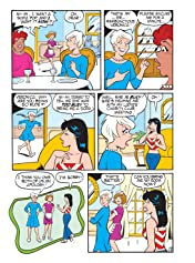 B & V Friends Comics Double Digest #245