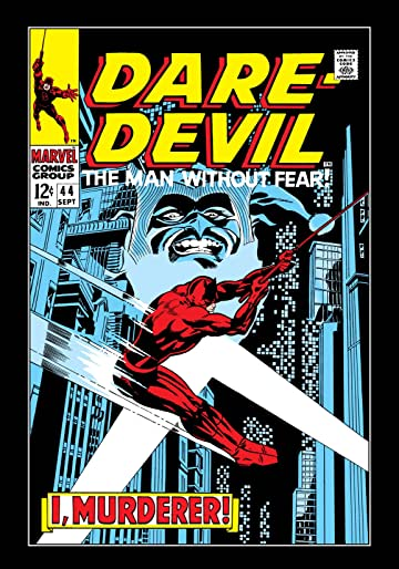 Daredevil (1964-1998) #44