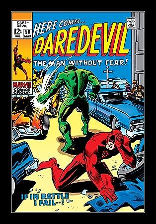 Daredevil (1964-1998) #50