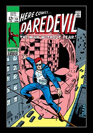 Daredevil (1964-1998) #51