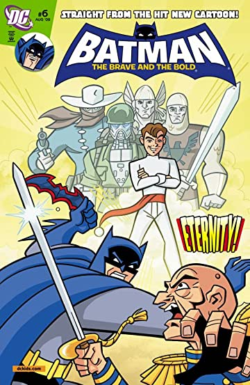 Batman: The Brave and the Bold #6