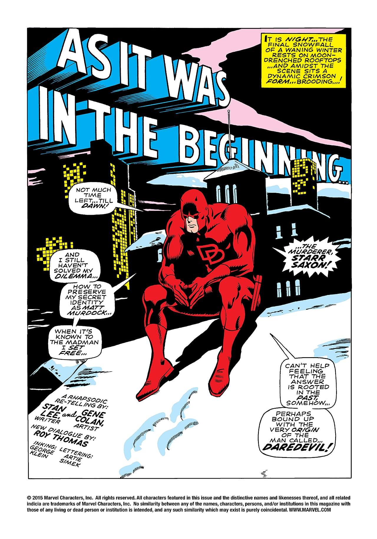 Daredevil (1964-1998) #53