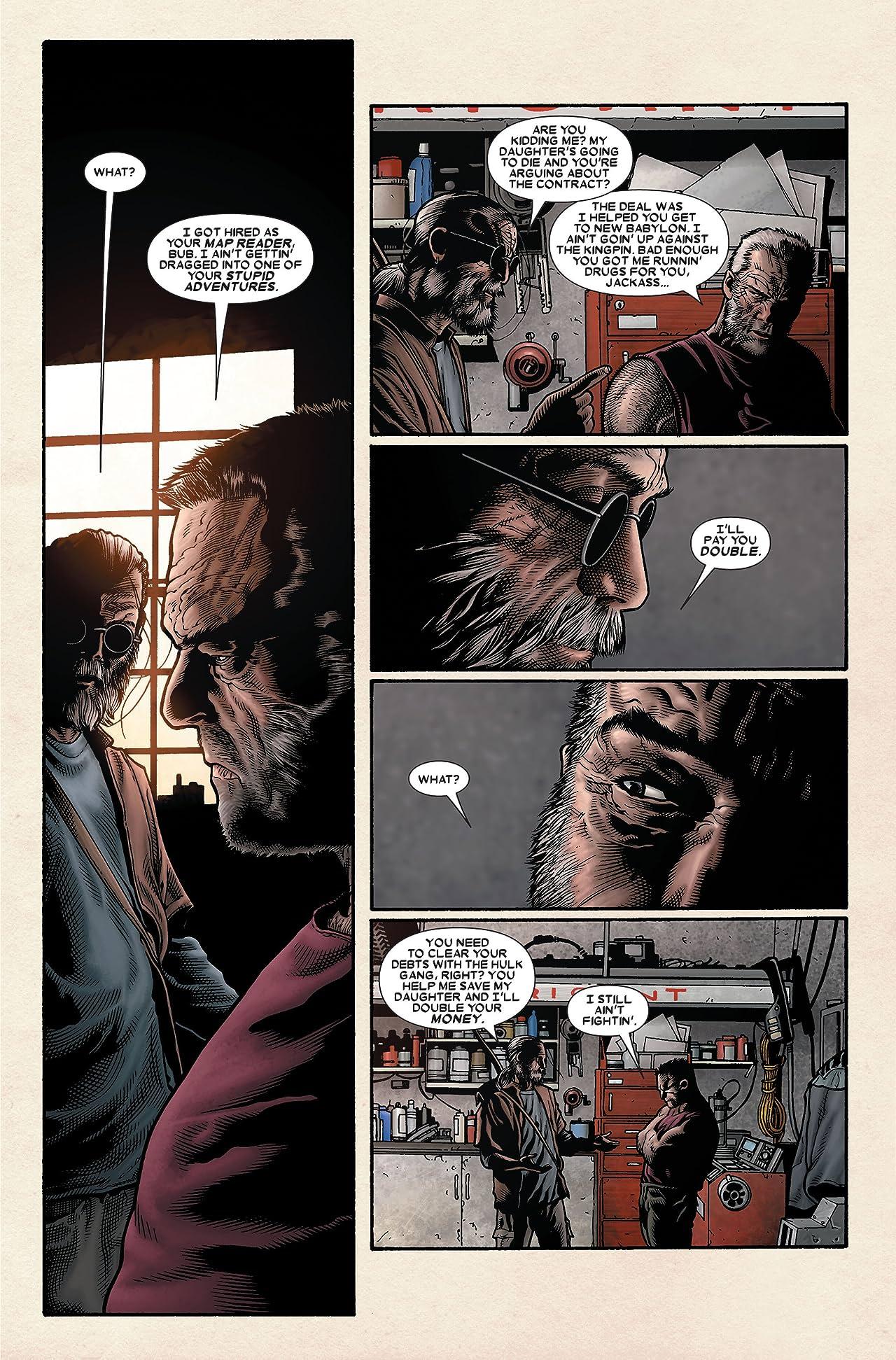 Wolverine (2003-2009) #68