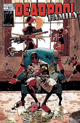 Deadpool Family (2011) #1