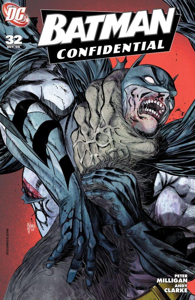 Batman Confidential #32