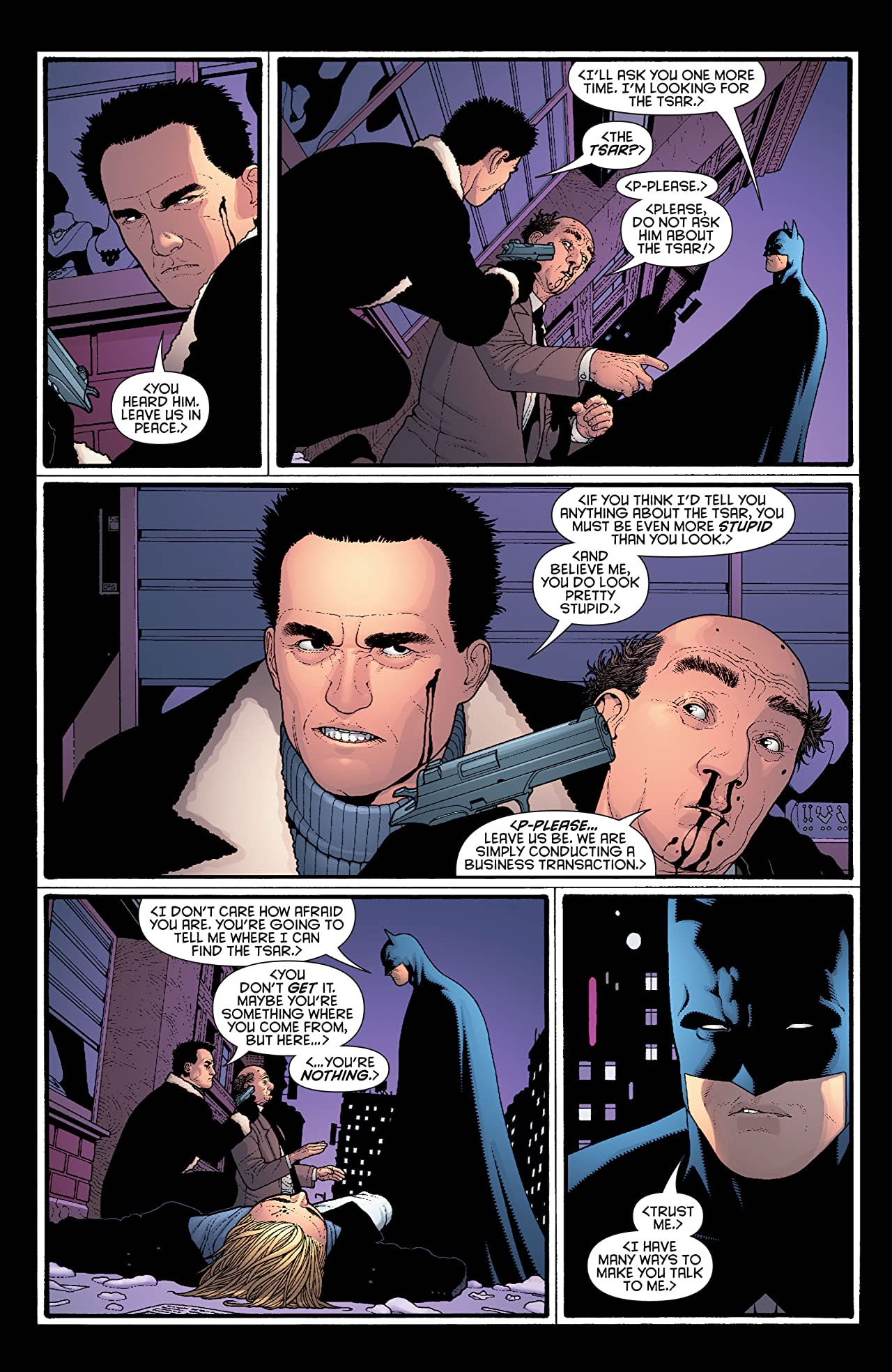 Batman Confidential (2006-2011) #32