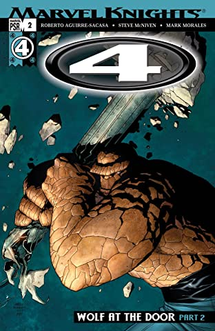 Marvel Knights: 4 (2004-2006) #2