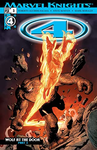 Marvel Knights: 4 (2004-2006) #3