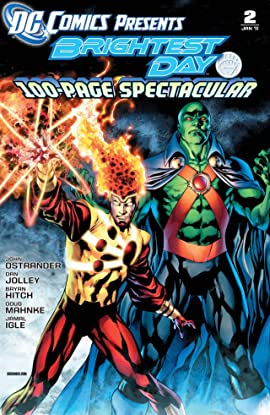 DC Comics Presents: Brightest Day No.2