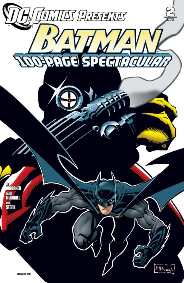 DC Comics Presents: Batman #2