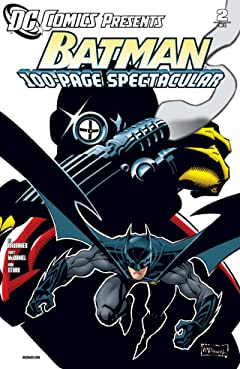 DC Comics Presents: Batman No.2