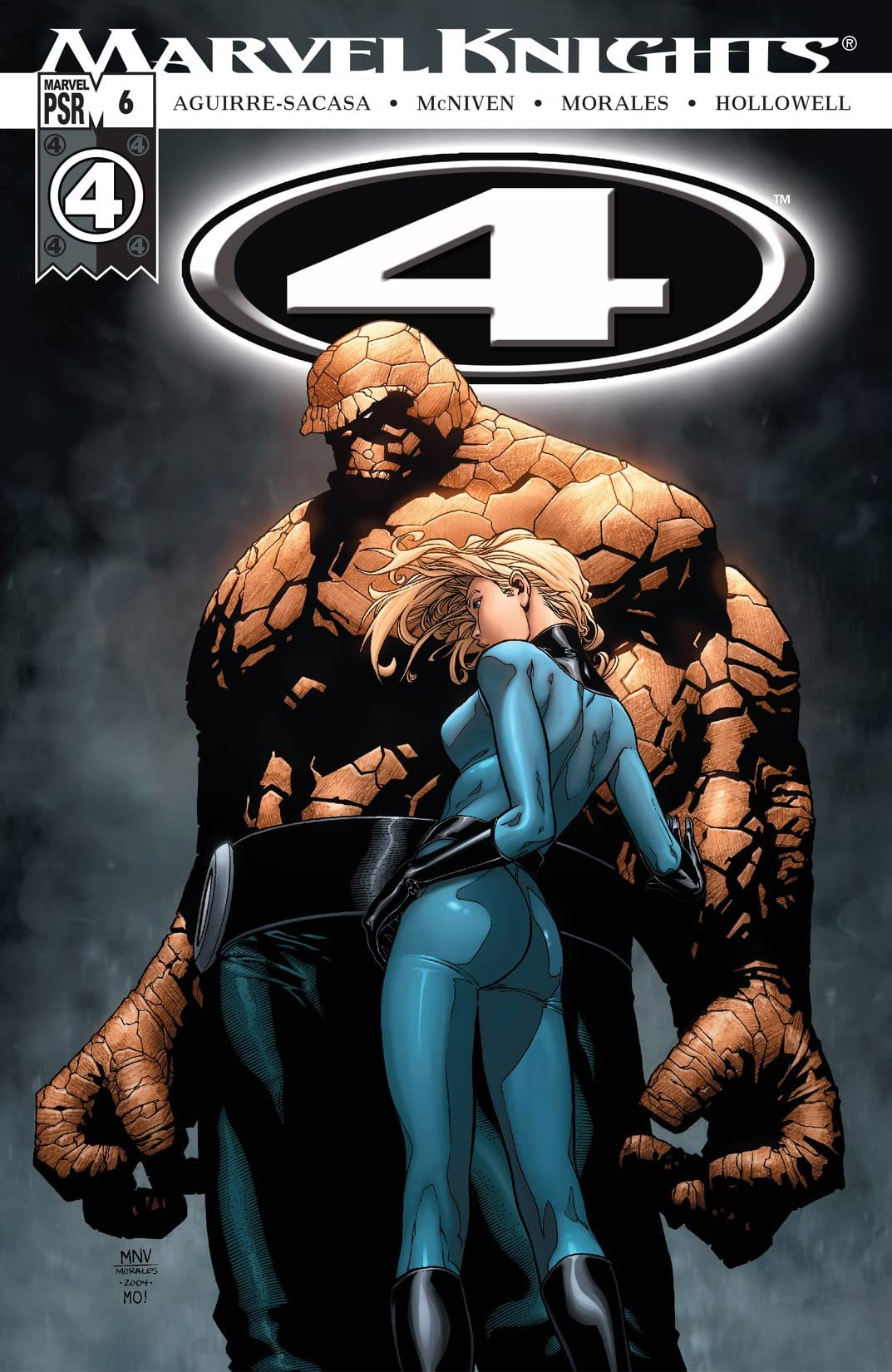 Marvel Knights: 4 (2004-2006) #6