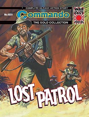 Commando #4820: Lost Patrol