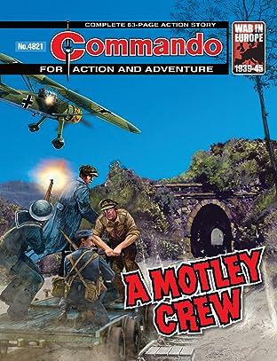 Commando #4821: A Motley Crew