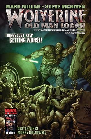 Wolverine (2003-2009) #69