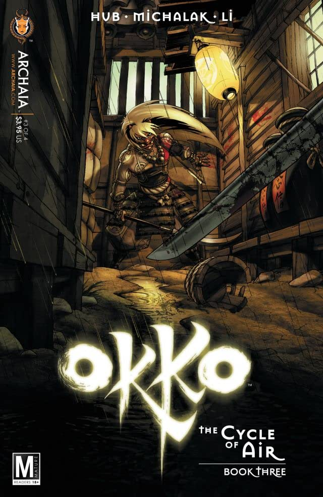 Okko: The Cycle of Air #3 (of 4)