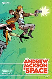 Andrew Jackson in Space #1