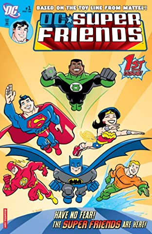 Super Friends (2008-2010) #1