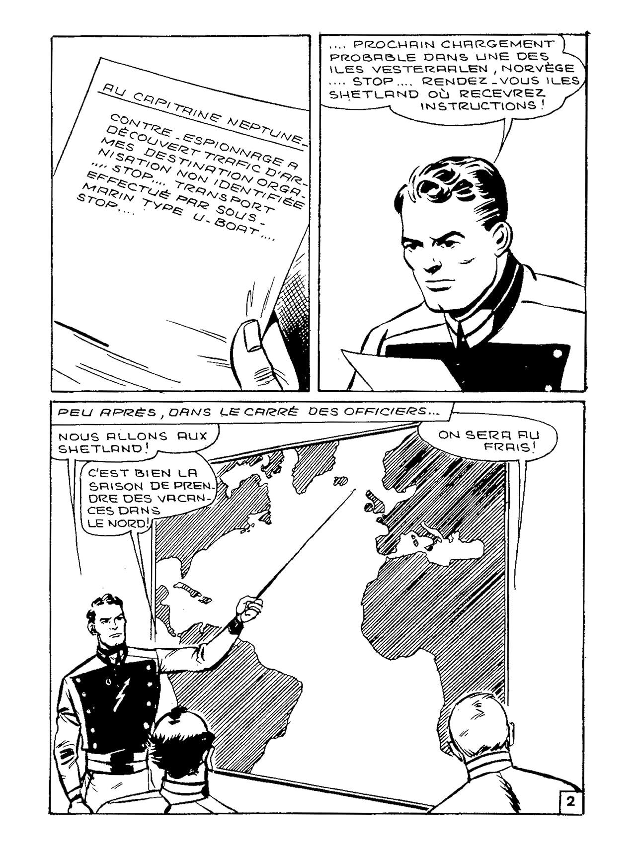 COMMANDANT NEPTUNE Vol. 8: Un Adversaire de taille