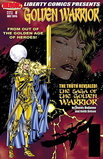Liberty Comics #8