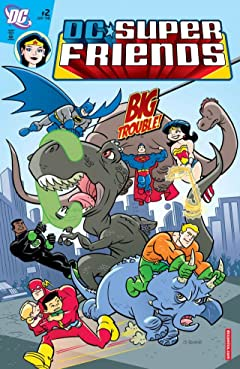 Super Friends (2008-2010) #2