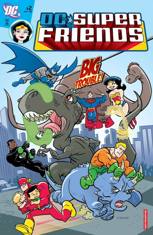 Super Friends (2008-2010) #2