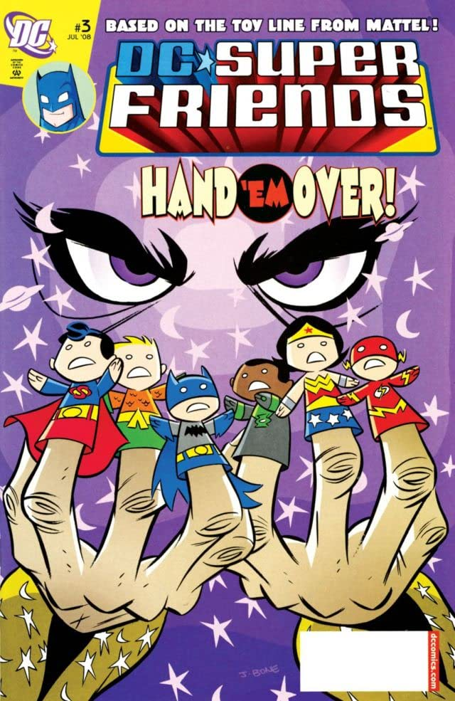 Super Friends (2008-2010) #3