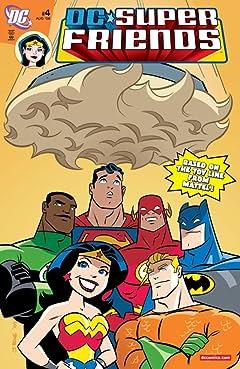 Super Friends (2008-2010) #4