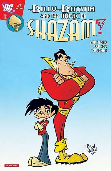 Billy Batson and the Magic of Shazam! #7