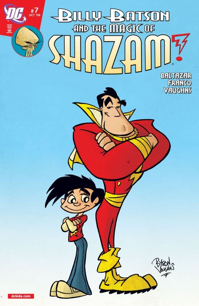 Billy Batson and the Magic of Shazam! #7