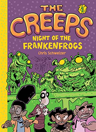 The Creeps Vol. 1: Night of Frankenfrogs