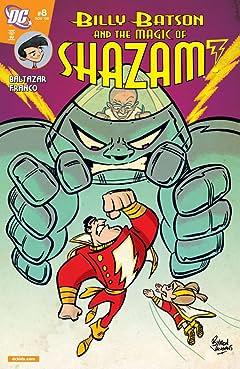 Billy Batson and the Magic of Shazam! #8