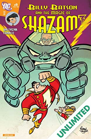 Billy Batson and the Magic of Shazam! #8