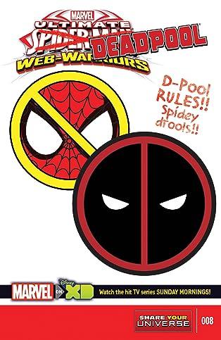 Marvel Universe Ultimate Spider-Man: Web Warriors (2014-2015) #8