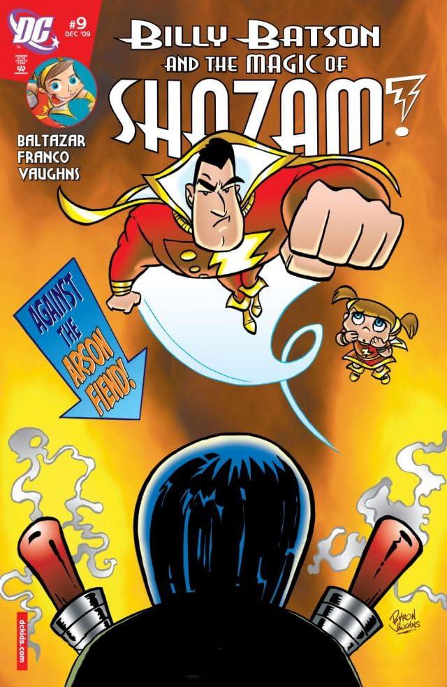 Billy Batson And The Magic of Shazam! #9