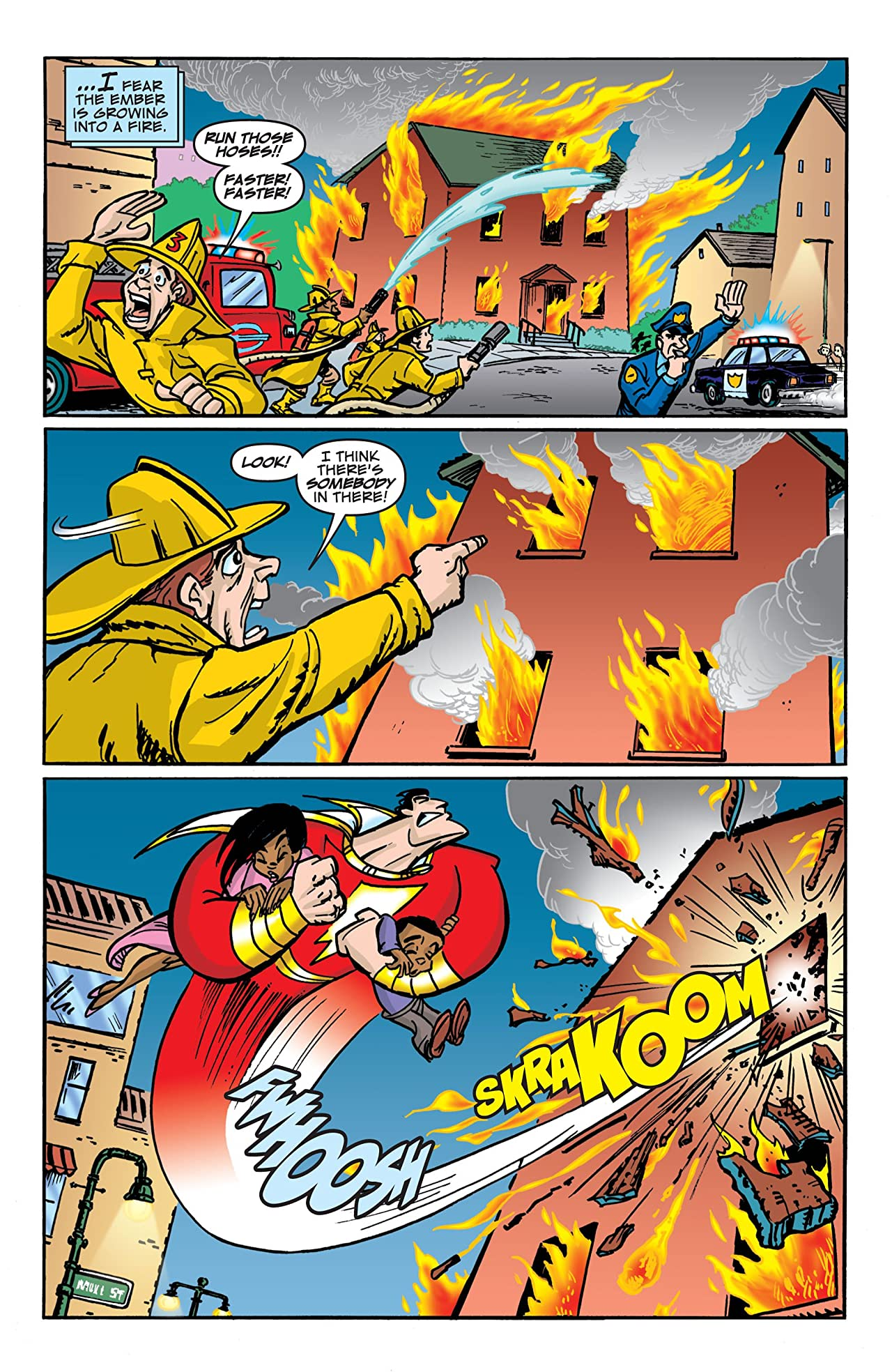 Billy Batson And The Magic of Shazam! #9
