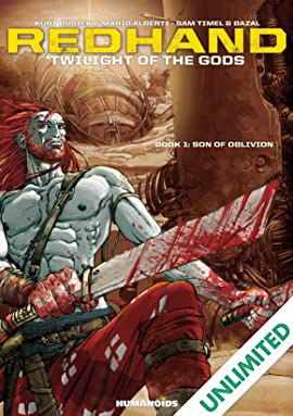 Redhand : Twilight of the Gods Vol. 1: Son of Oblivion