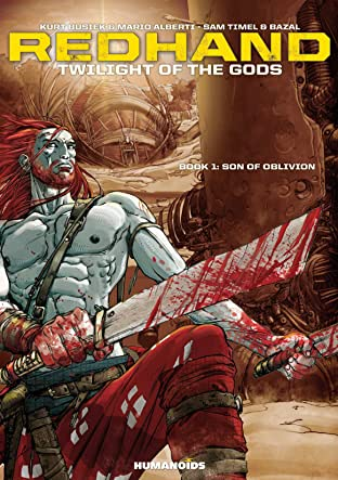 Redhand : Twilight of the Gods Tome 1: Son of Oblivion