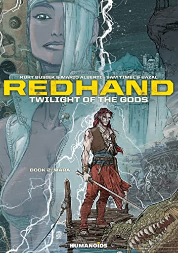 Redhand : Twilight of the Gods Vol. 2: Mara
