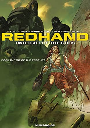 Redhand : Twilight of the Gods Tome 3: Rise of the Prophet