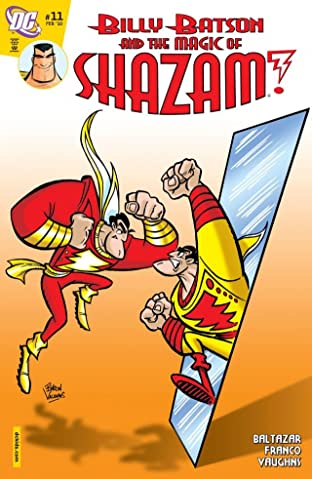Billy Batson and the Magic of Shazam! No.11