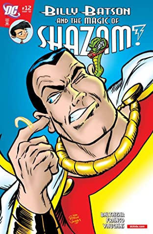 Billy Batson and the Magic of Shazam! No.12