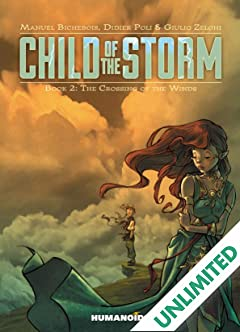 Child of the Storm Vol. 2: The Crossing of the Winds