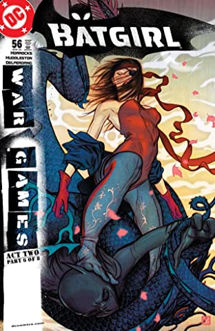 Batgirl (2000-2006) #56