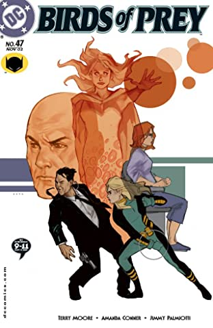 Birds of Prey (1999-2009) #47