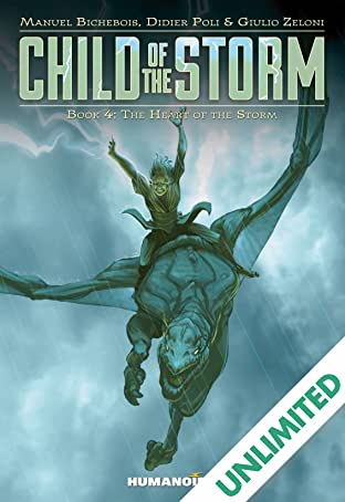Child of the Storm Vol. 4: The Heart of the Storm