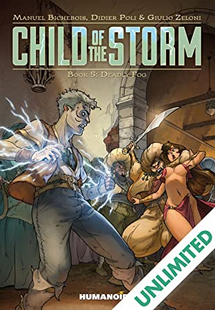 Child of the Storm Vol. 5: Deadly Fog