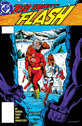 The Flash (1987-2009) No.7
