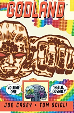 Godland Vol. 1: Hello Cosmic